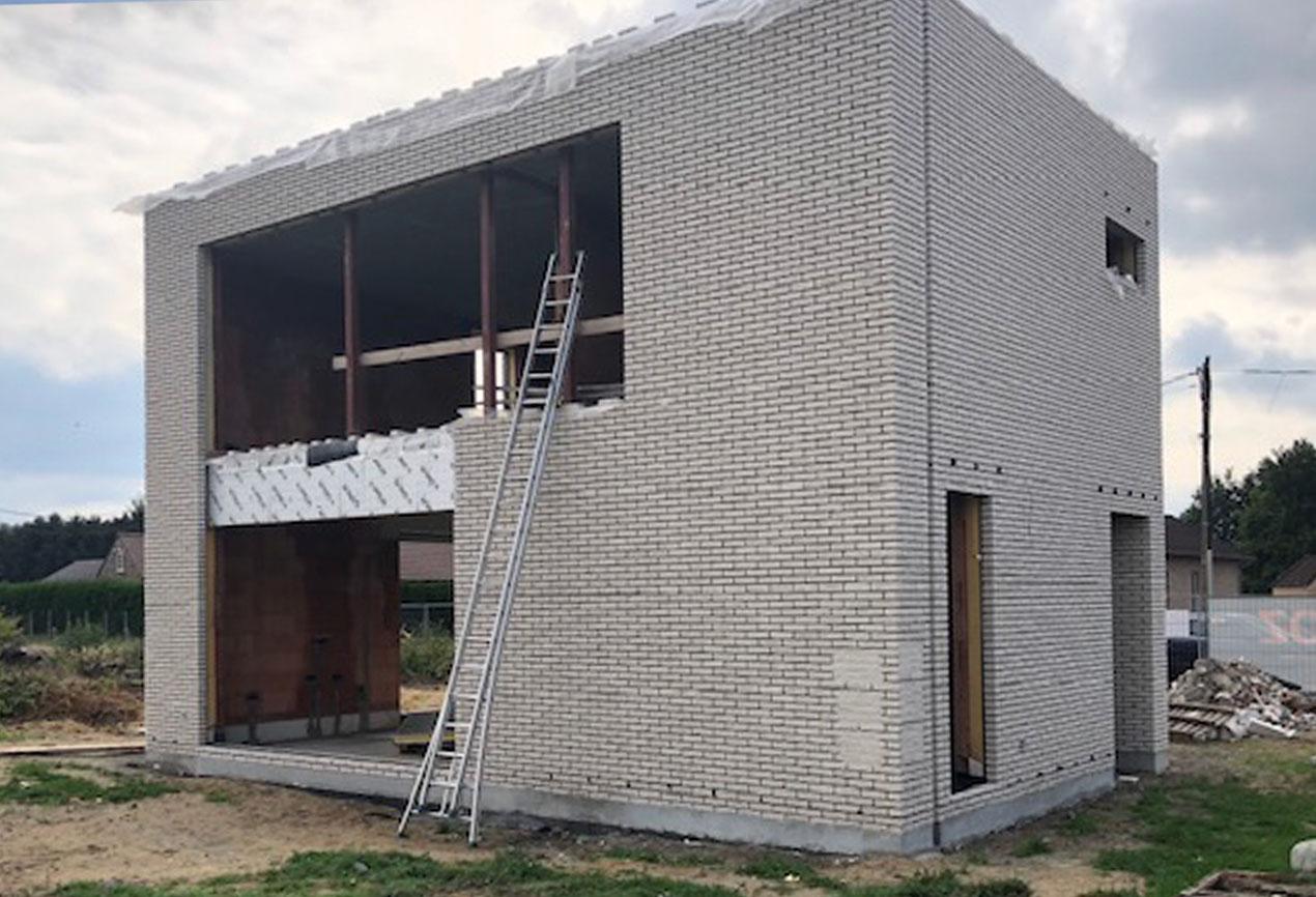 Bouw nieuwbouwwoning